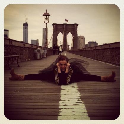 new york city time