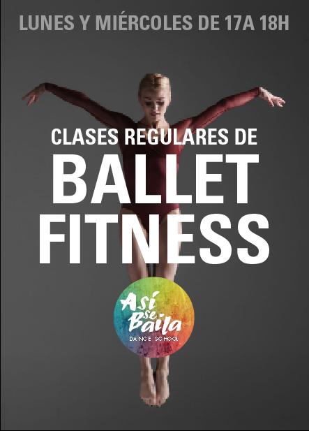 Clases de ballet fitness