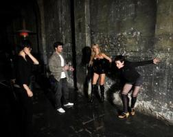 "Coreografia para video clip ""Miss Flapper"""