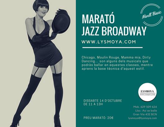 Jazz Broadway Barcelona