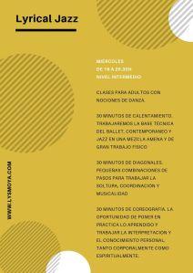 Lyrical Jazz Barcelona